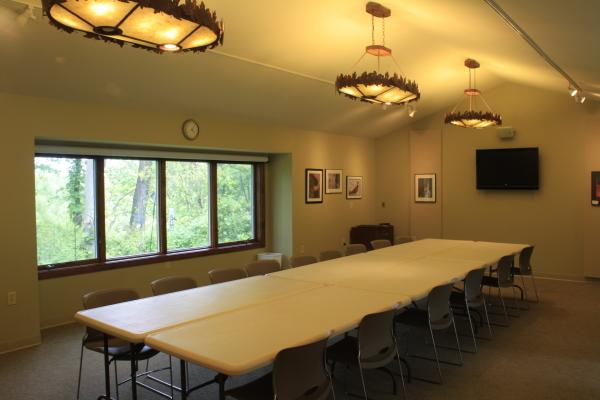 Edna Norris Classroom